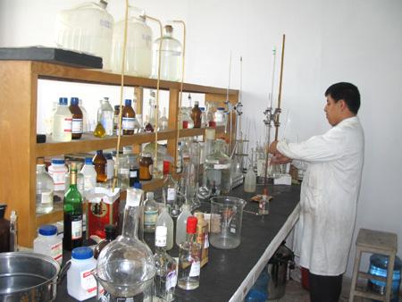 测土配方化验室
